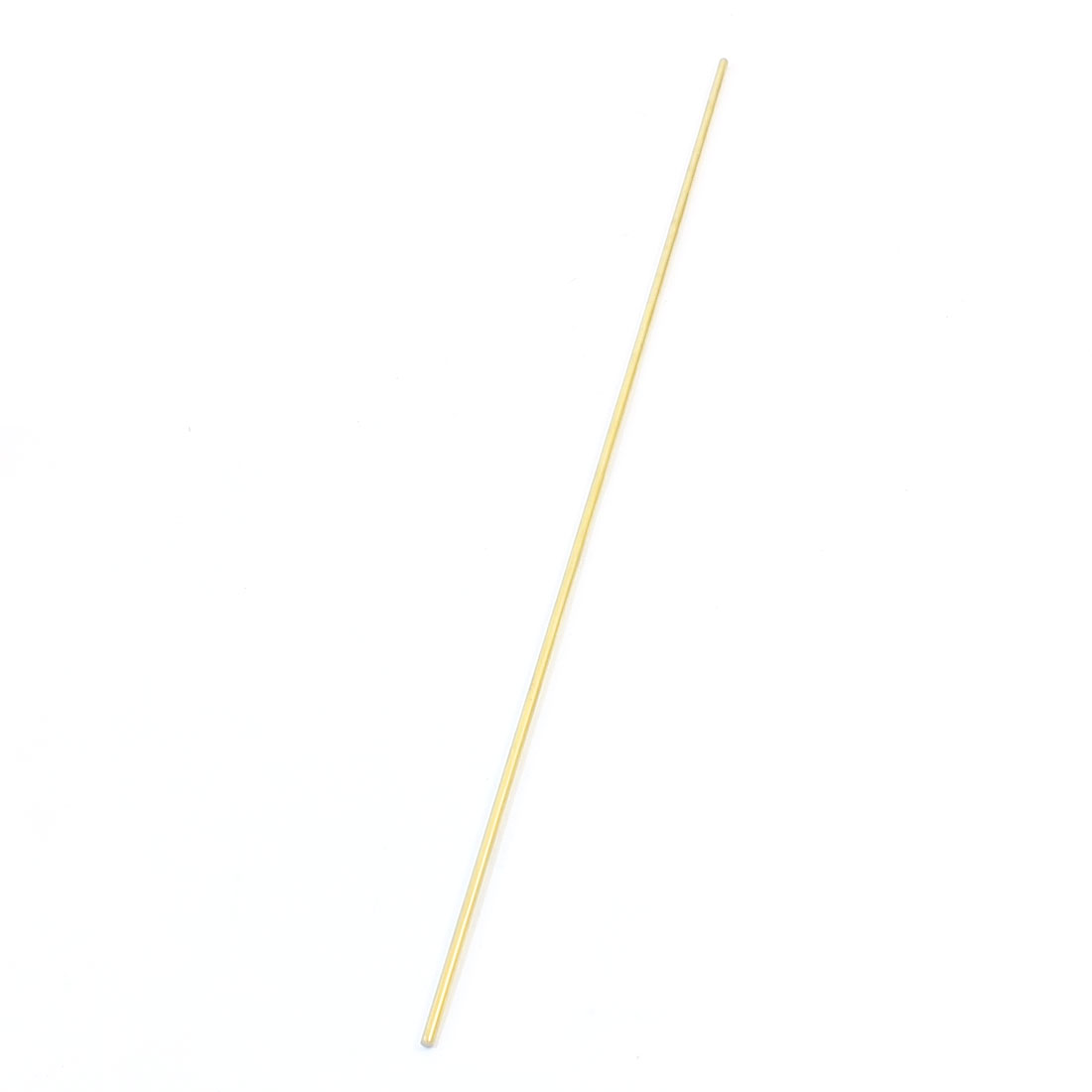 Brass Solid Round Rod 50cm Long 3mm Diameter Lathe Bar Stock