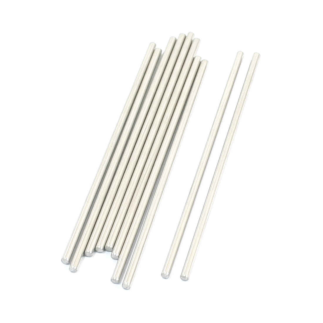 10pcs Stainless Steel Machinery Parts Component Round Bar 70x2mm