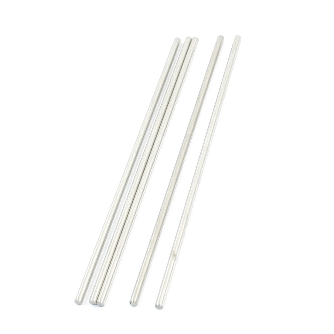5PCS RC Helicopter Repairing Parts Round Rods 90mm x 2mm