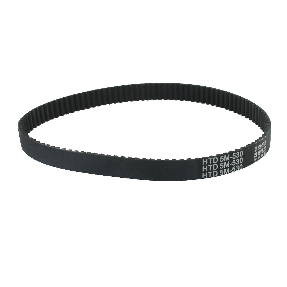 HTD 5M-530 Speed Control 106 Teeth 5mm Pitch 20mm Width Timing Belt