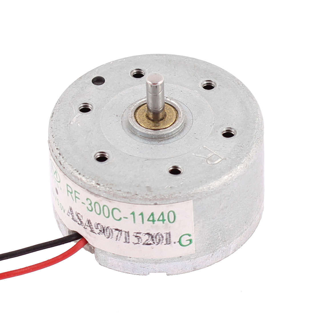 Solar Powered Start Low Voltage 3V 5000RPM Micro DC Motor RF300