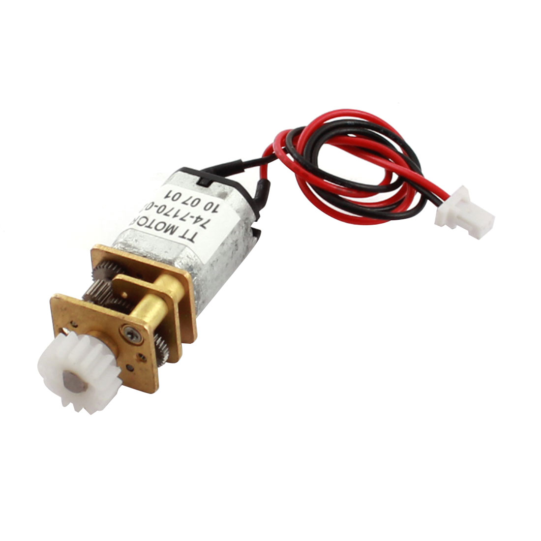 DC6V 890RPM N20 32mm Height Metal Micro Gear Motor for Toy Robot