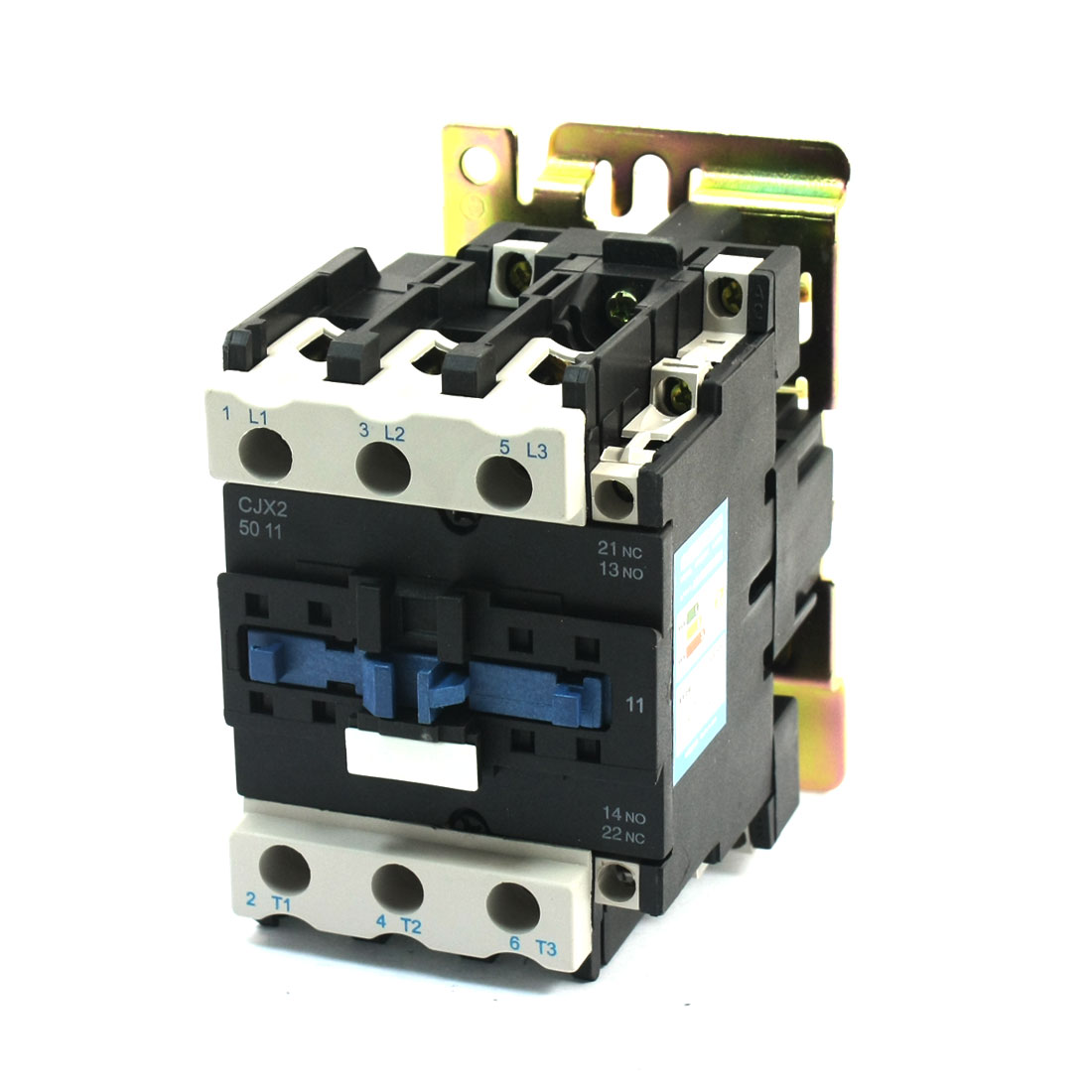 CJX2-5011 General Purpose 3 Phase 380V Coil 70A 1NO 1NC AC Contactor