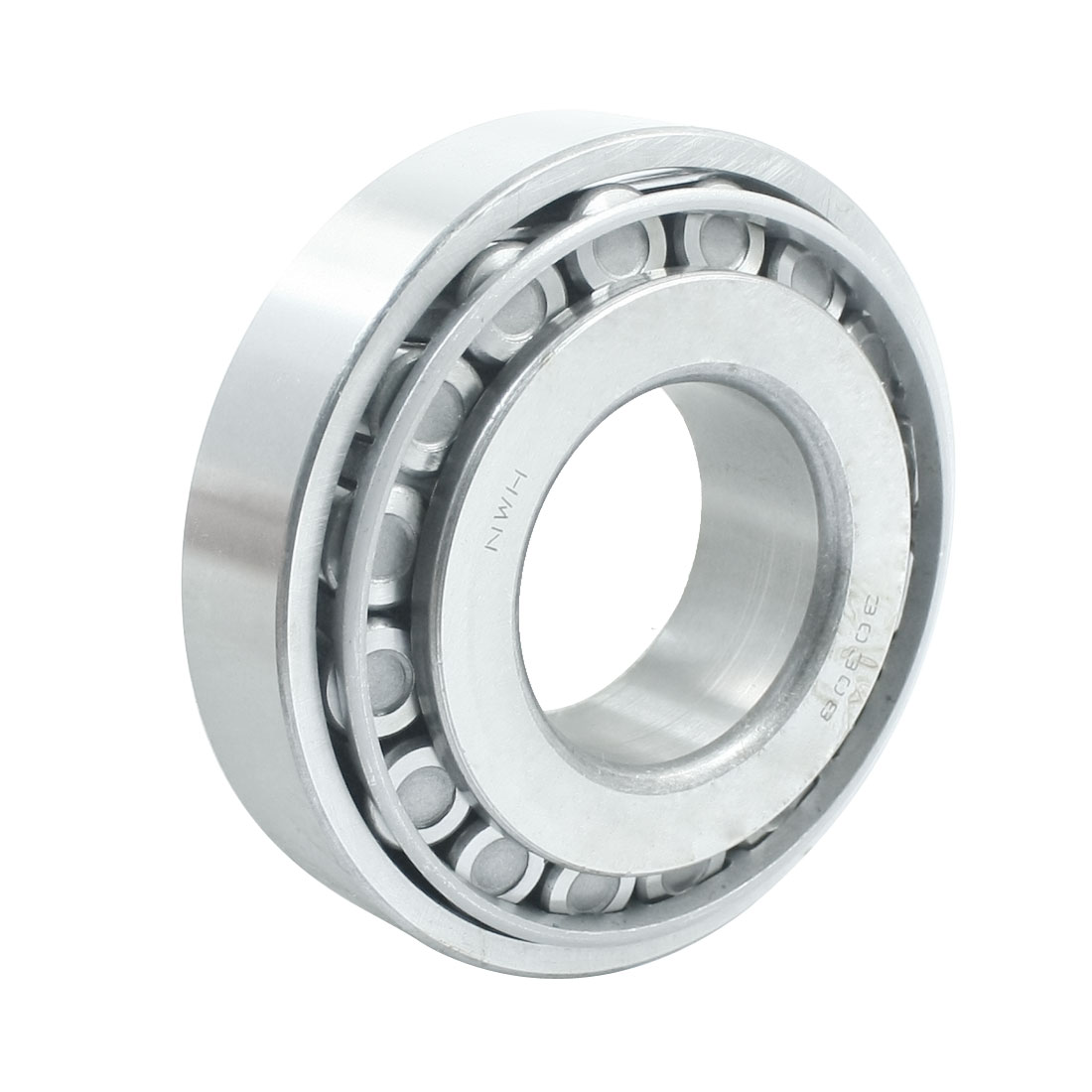 Industrial 30308 Tapered Roller Rolling Wheel Bearing 40mmx90mmx23mm