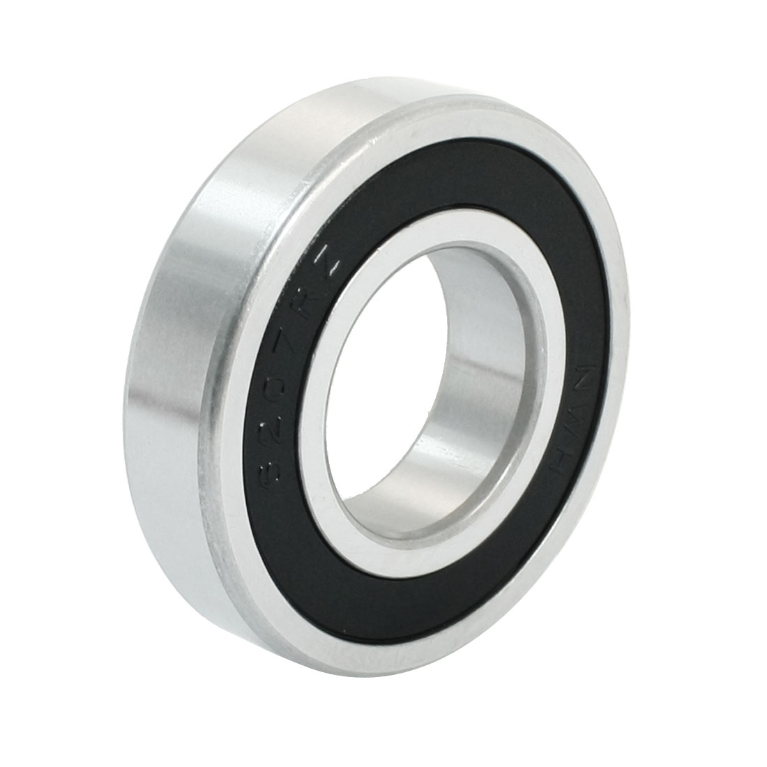 35mm x 72mm x 17mm Chrome Steel Sealed Deep Groove Ball Bearing 6207-2RS