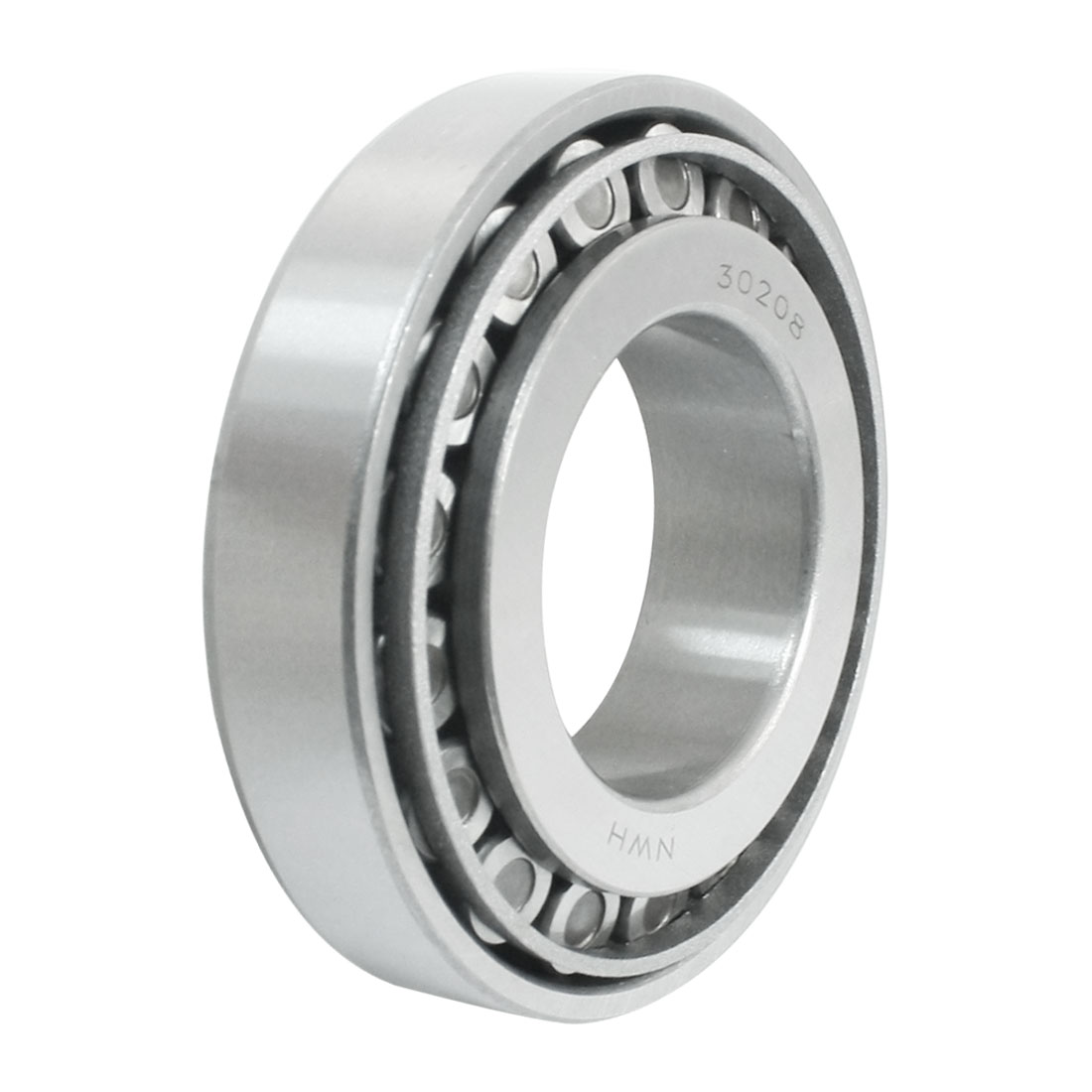 Industrial 30208 Tapered Roller Rolling Wheel Bearing 40mmx80mmx20mm