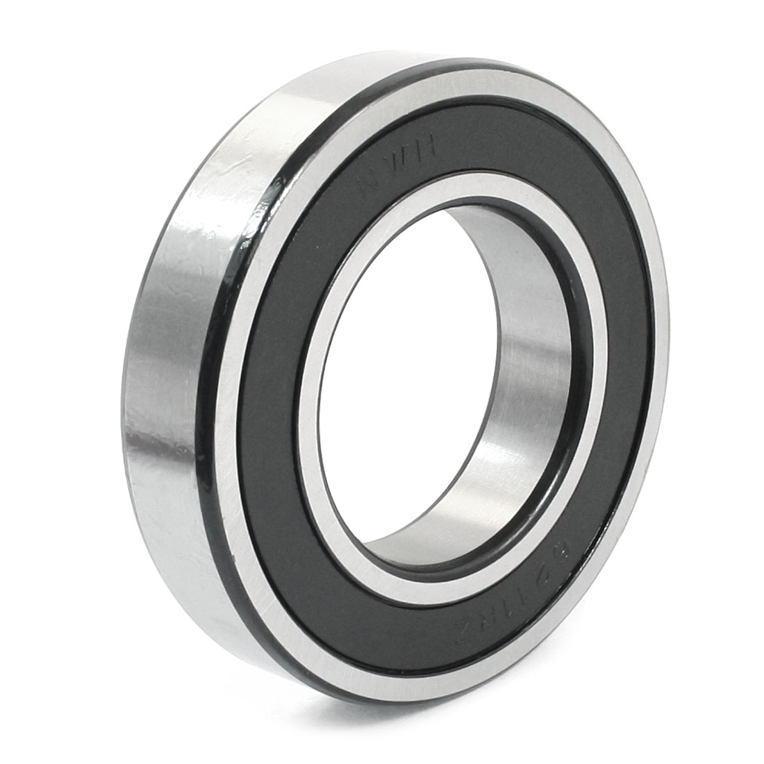 6211-2RS 55mmx100mmx21mm Rubber Sealed Deep Groove Radial Ball Bearing