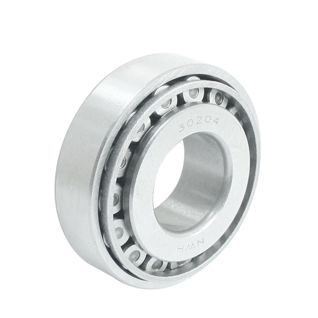 Industrial 30204 Tapered Roller Rolling Wheel Bearing 20mmx47mmx15.25mm