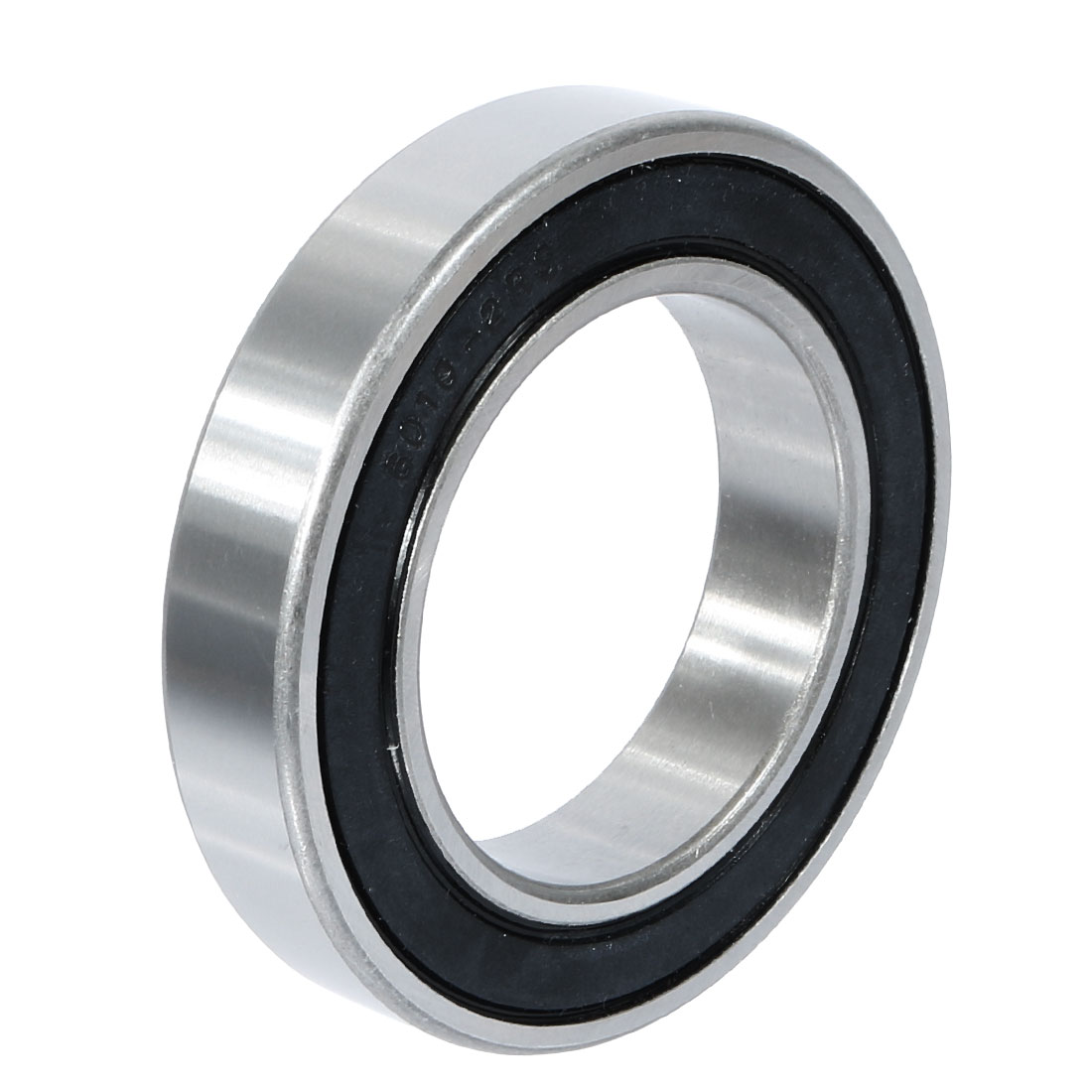 6010-2RS 50mm x 80mm x 16mm Chrome Steel Sealed Wheel Ball Bearing