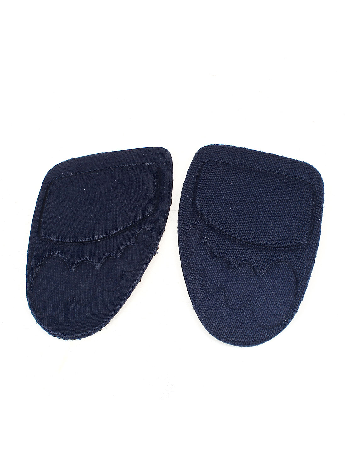 Pair Anti Slip Sponge Front Half Insoles Shoe Pads Cushion for Women