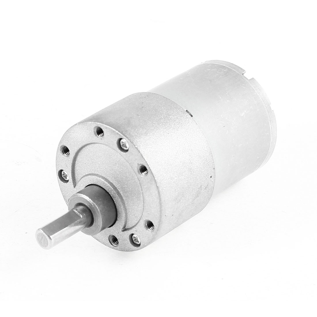 DC 24V 319RPM 5.9mm Shaft Electric Gear Box Speed Reduce Micro Motor
