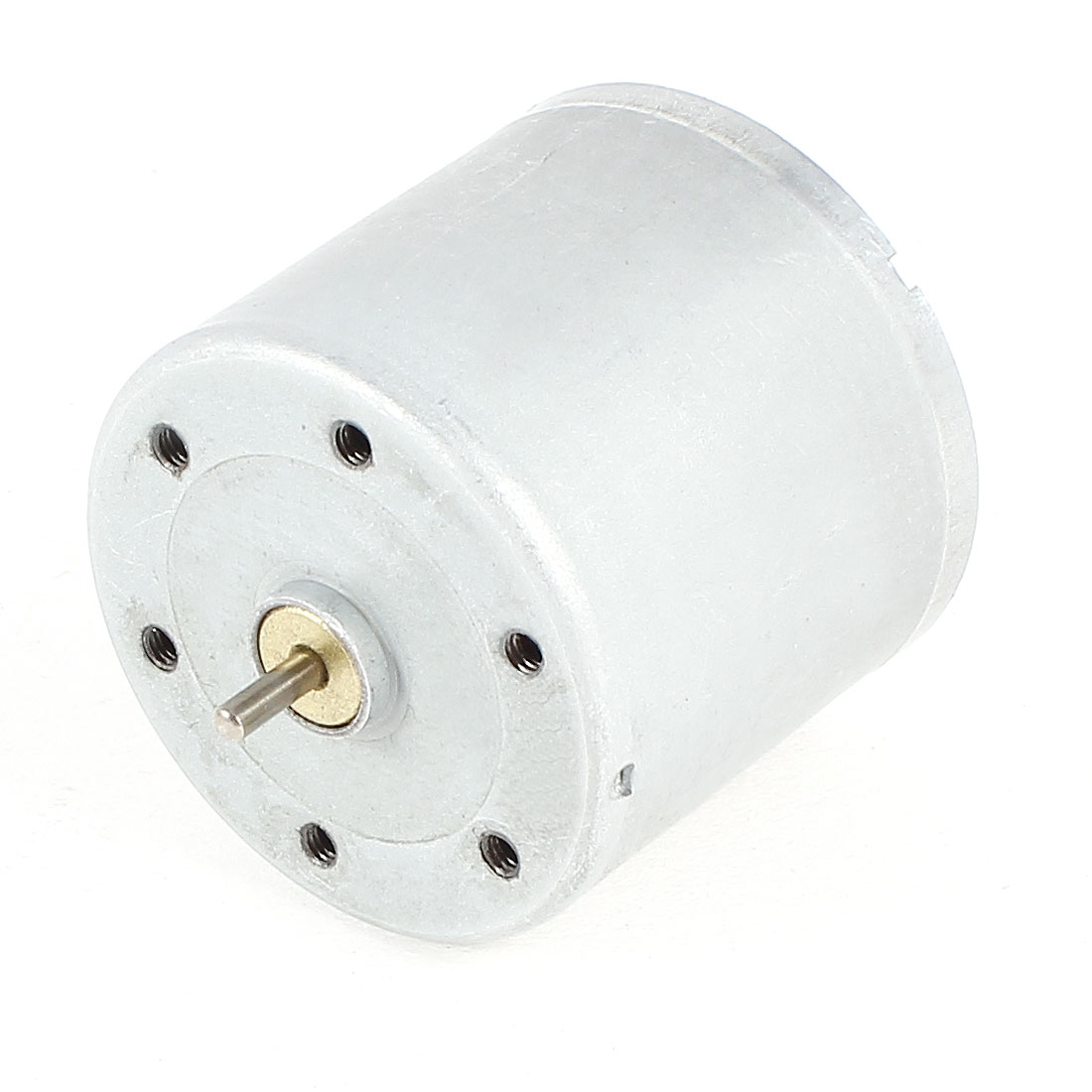 DC 12V 3000RPM High Speed 2mm Diameter Axle Cylinder Shaped Micro Electric Motor