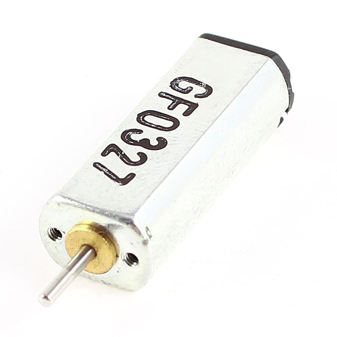 RC Helicopter Aircraft 1mm Diameter Axle Metal Shell Mini Motor DC 4.7V 19900RPM