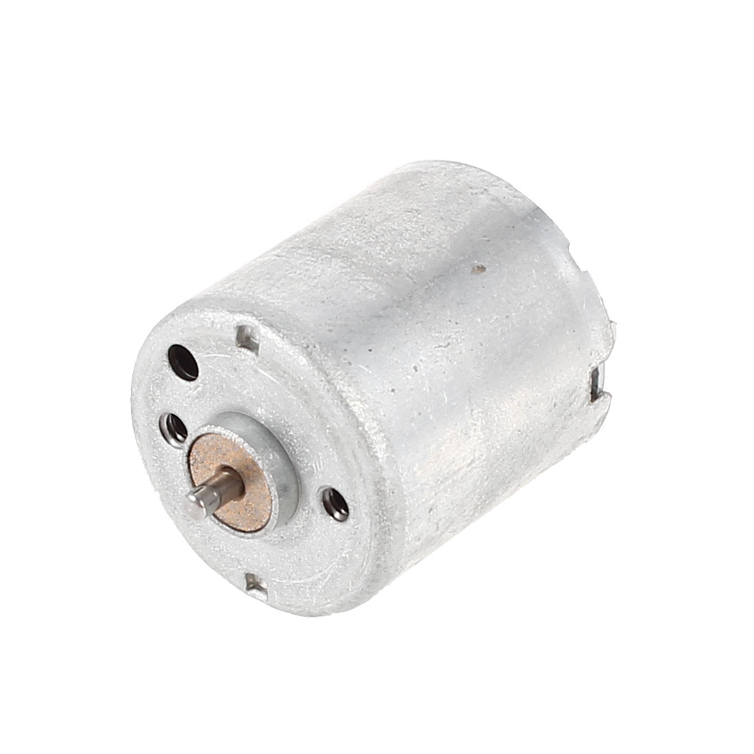 DC 4.5V 12600RPM Micro Motor RF-020TH Silver Tone for RC Model Airplane DIY Toys