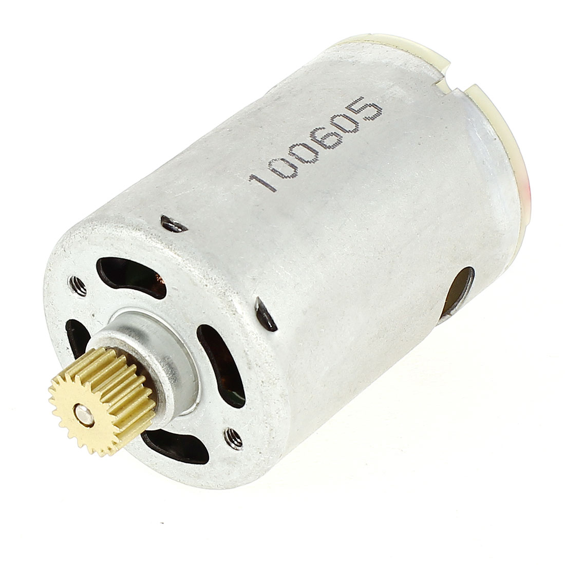 JRS540 DC 12-24V 1150-2300RPM Speed Mini Cylinder Shape Electric DC Geared Motor
