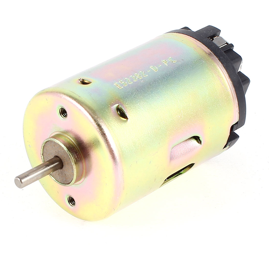 SN3658 DC 120V 8000RPM Speed 3mm Dia Shaft Cylinder Shaped Micro Electric Motor