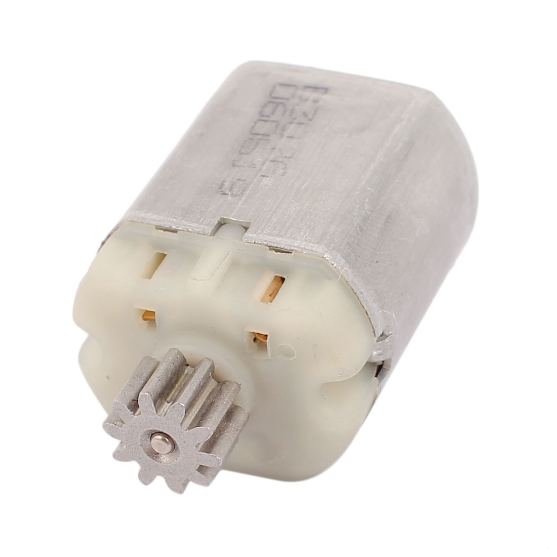 DC 6-12V 6500-13000RPM Rotation Speed 10 Teeth Geared Shaft Motor Replacement