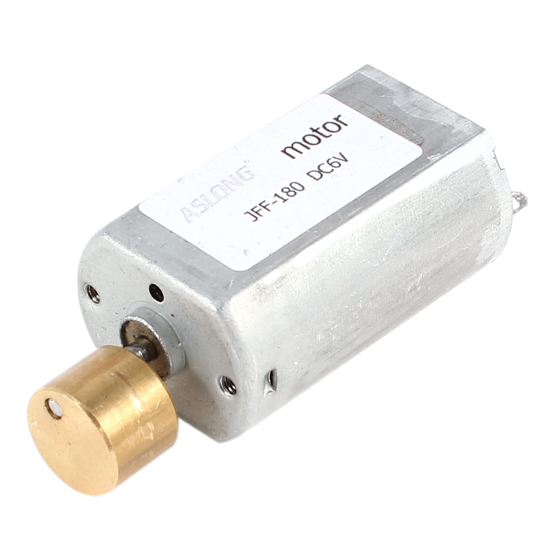 JFF-180 DC 6V 28mA 6500RPM Micro Vibration Motor for Massager RC Toy Model