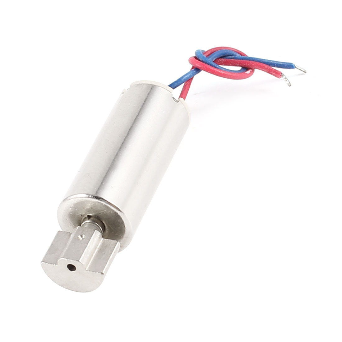 Cell Phone 7mmx16mm Metal Shell Micro Vibration Motor DC 3.5V 8000RPM