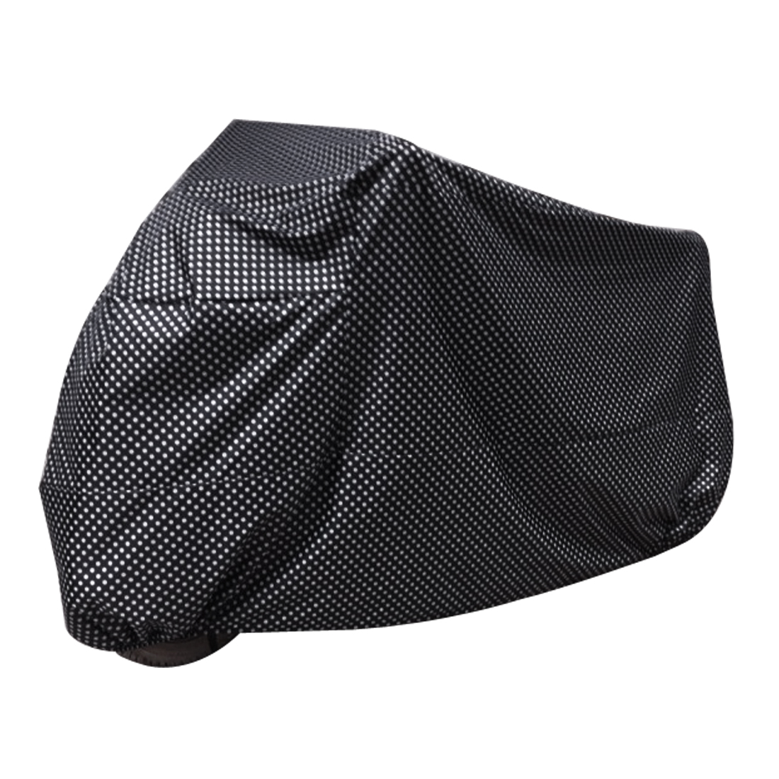 Dotted Pattern 180T Rain Dust Resistant Waterproof Storage Cover for Motorcycle