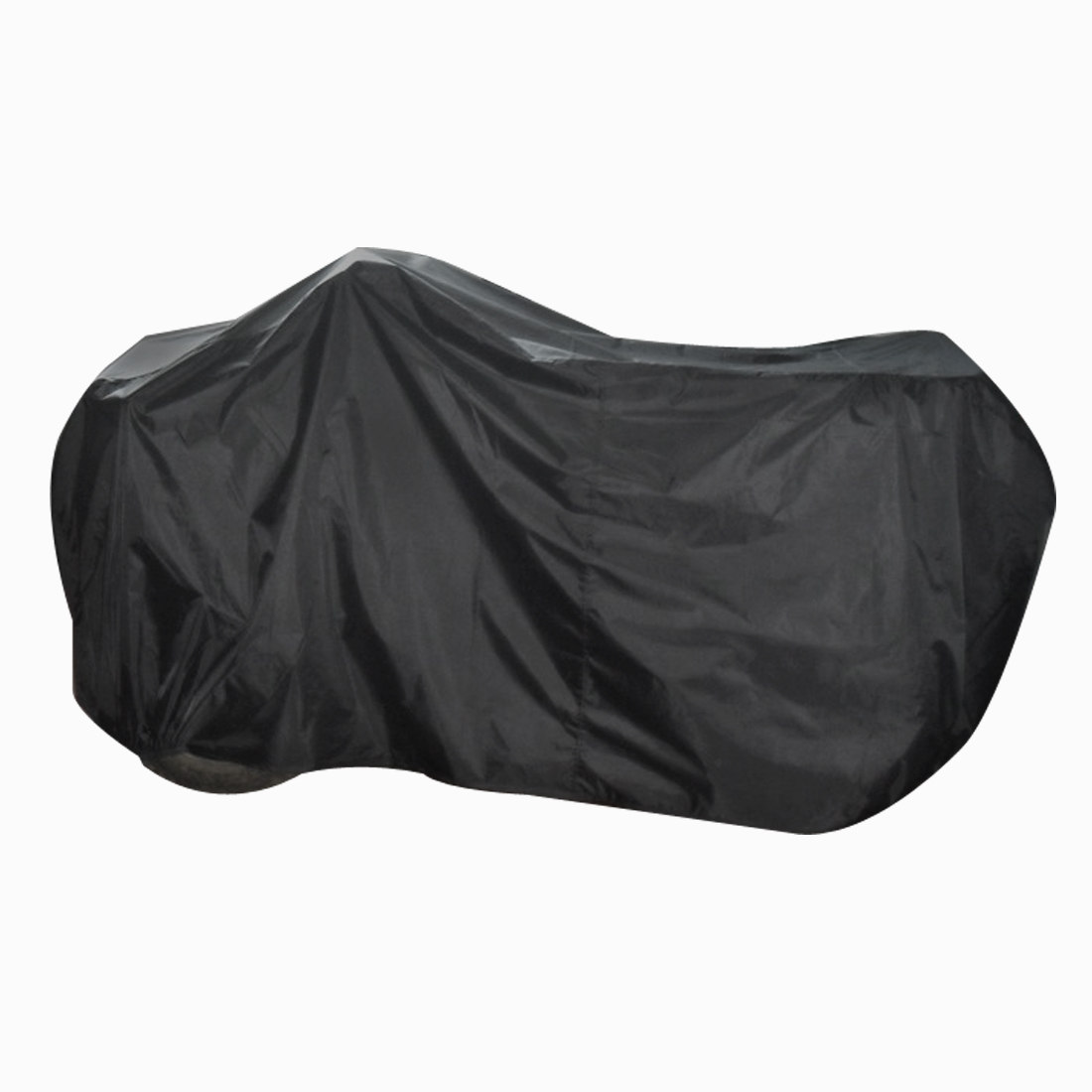 Waterproof Weather Dust Resistant Quad Bike ATV Cover Black 256cm Long
