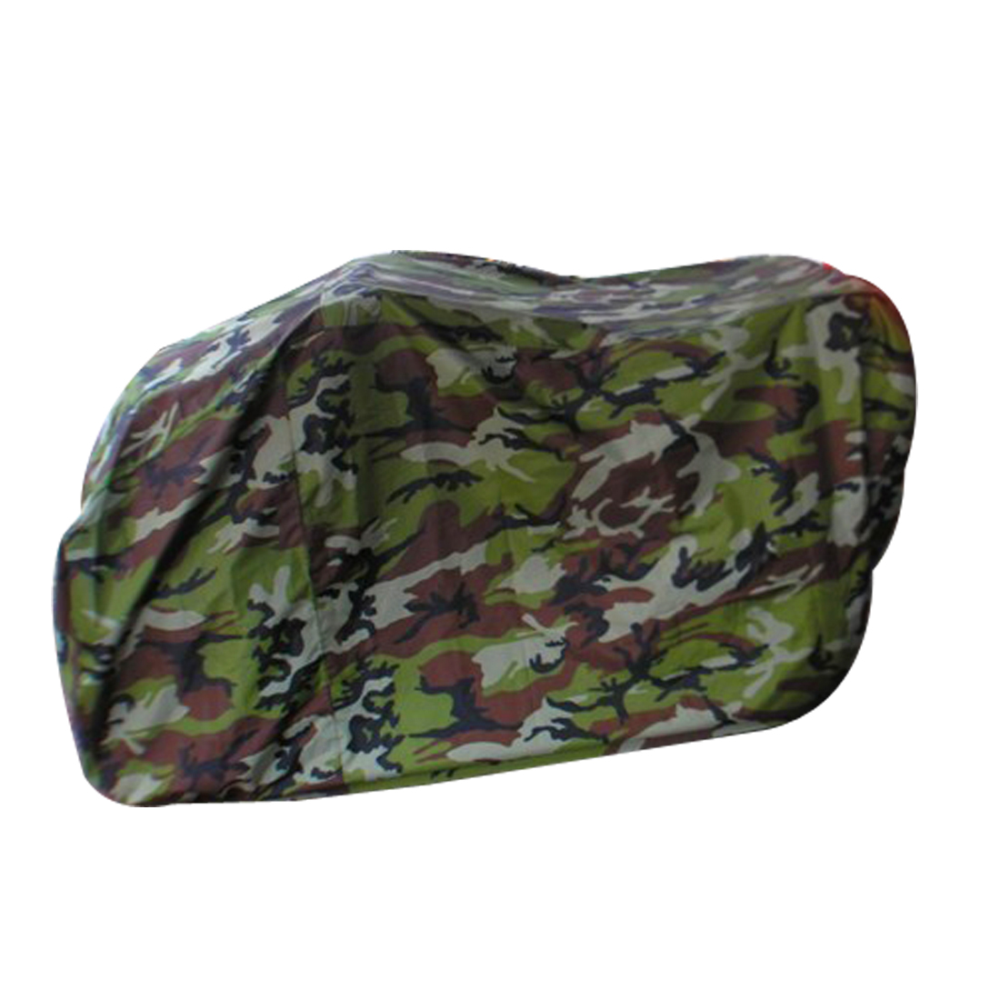 Camouflage Print Quad Bike ATV Waterproof Rain Snow Resistant Cover Army Green