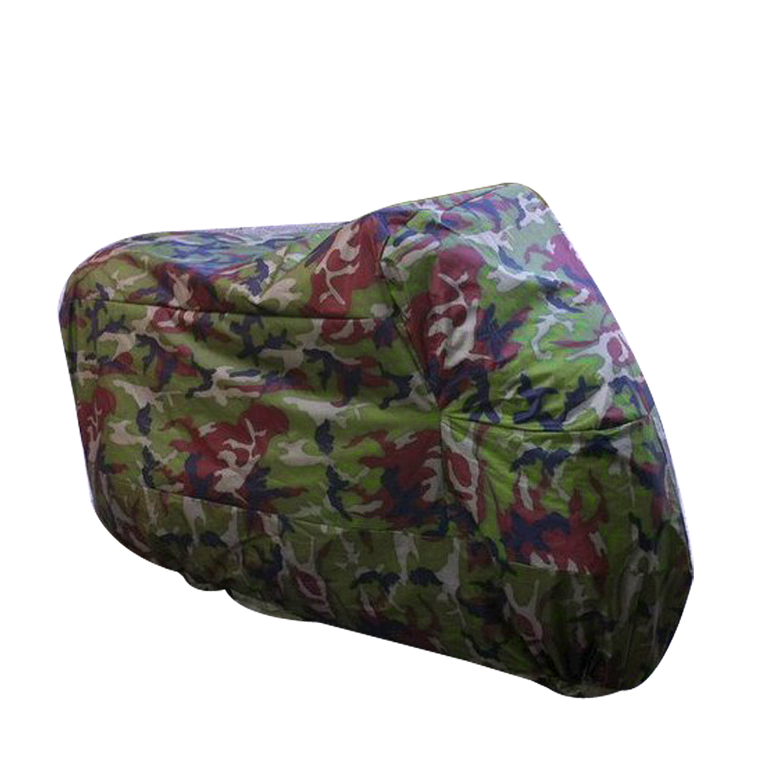 Motorcycle Scooter Waterproof Camouflage Pattern Rain Snow Resistant Cover