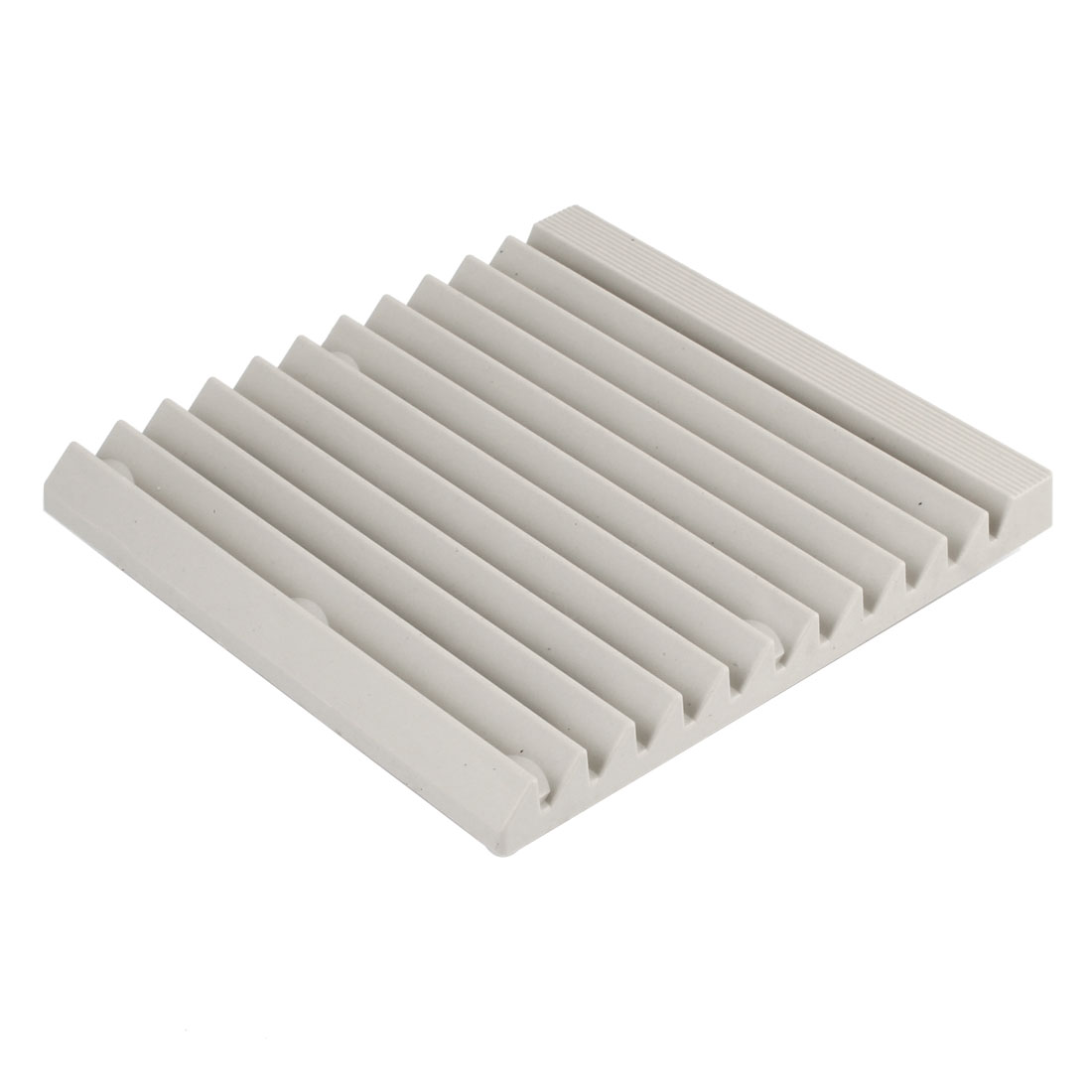 Cabinet Case Ventilator 148.5mm x 148.5mm Washable Foam Dust Filter