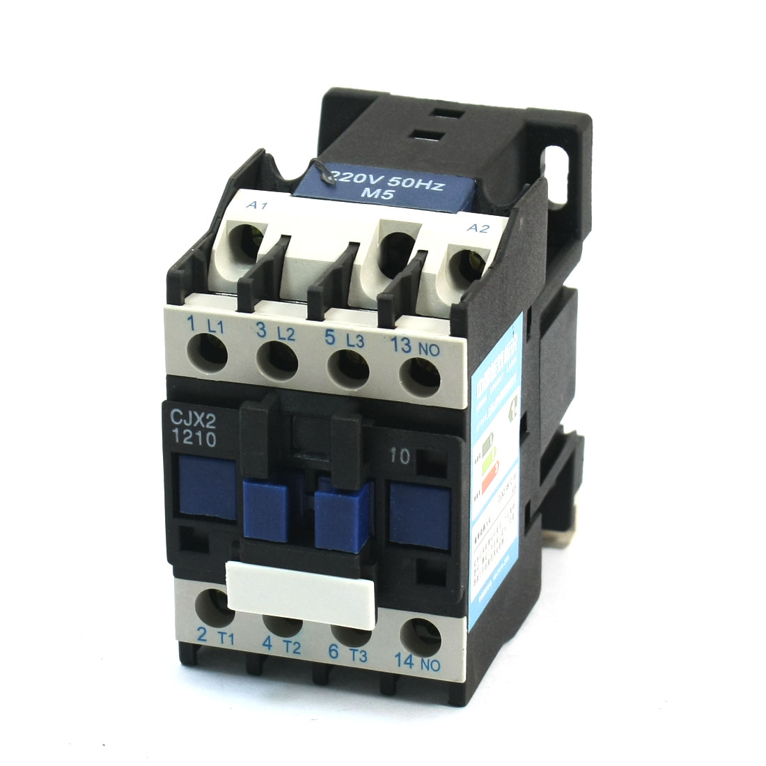 50HZ 220V Coil 20A Motor Control NO Contact AC Contactor CJX2-1210
