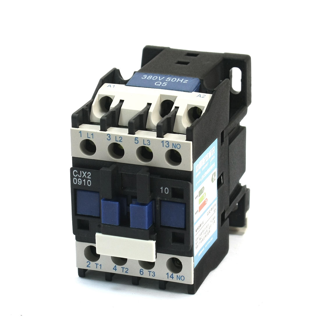 CJX2-0910 General Purpose Household 380V Coil 20A 1NO AC Contactor