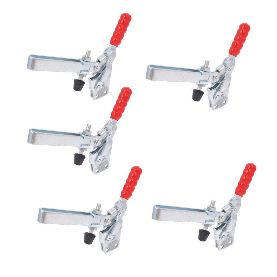 5PCS Quickly Holding U Shaped Bar Vertical Toggle Clamp 227Kg 12137