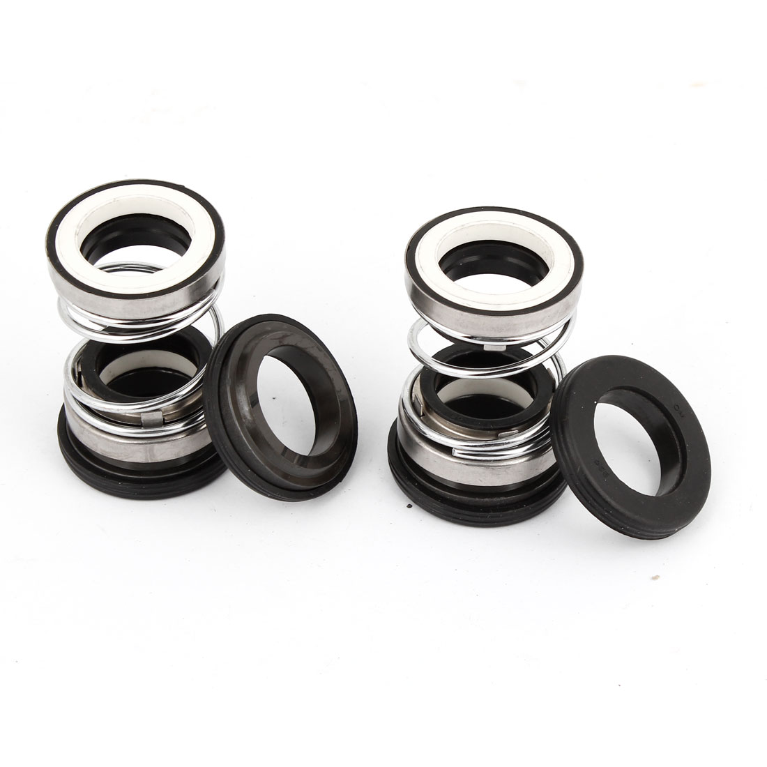 20mm Inner Dia Water Pump Industrial Mechanical Seal Replacement 2 Pcs