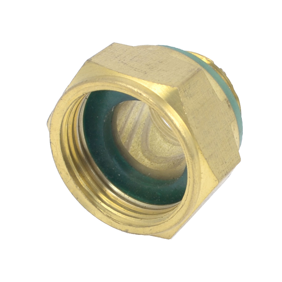 1/2 PT Male to 3/4 PT Female Pipe Fitting Connector Hex Thread Bushing