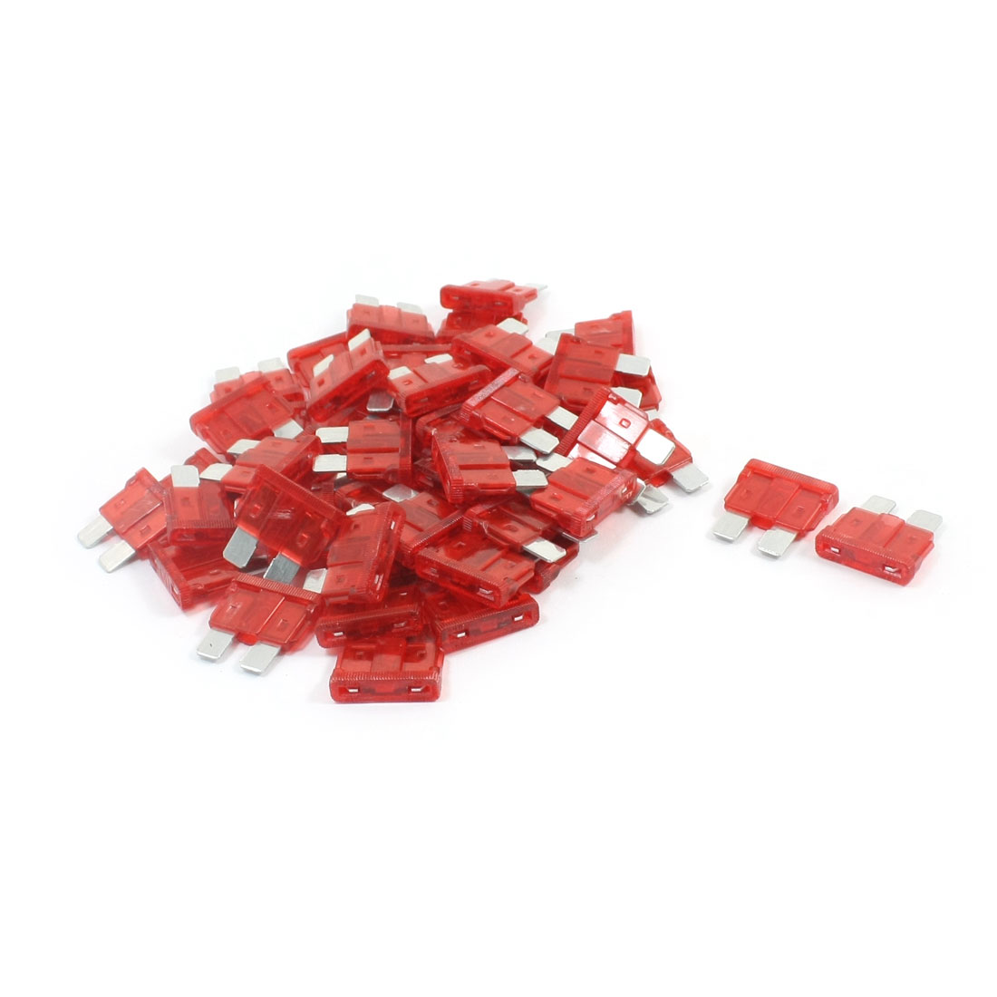 50 Pcs 32V 5A Auto Car Boat Motorcycle Large Size Blade ATC Fuse Red