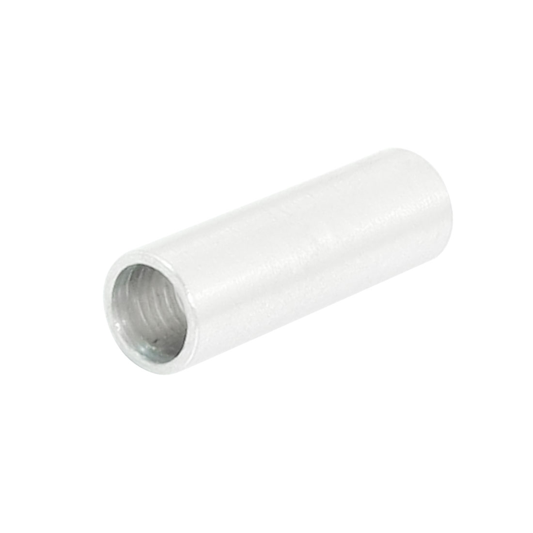 6.35mm x 5mm x 20mm Cylinder Shape Aluminum Boat Prop Shaft Converter Adapter for RC Model Ship Boat