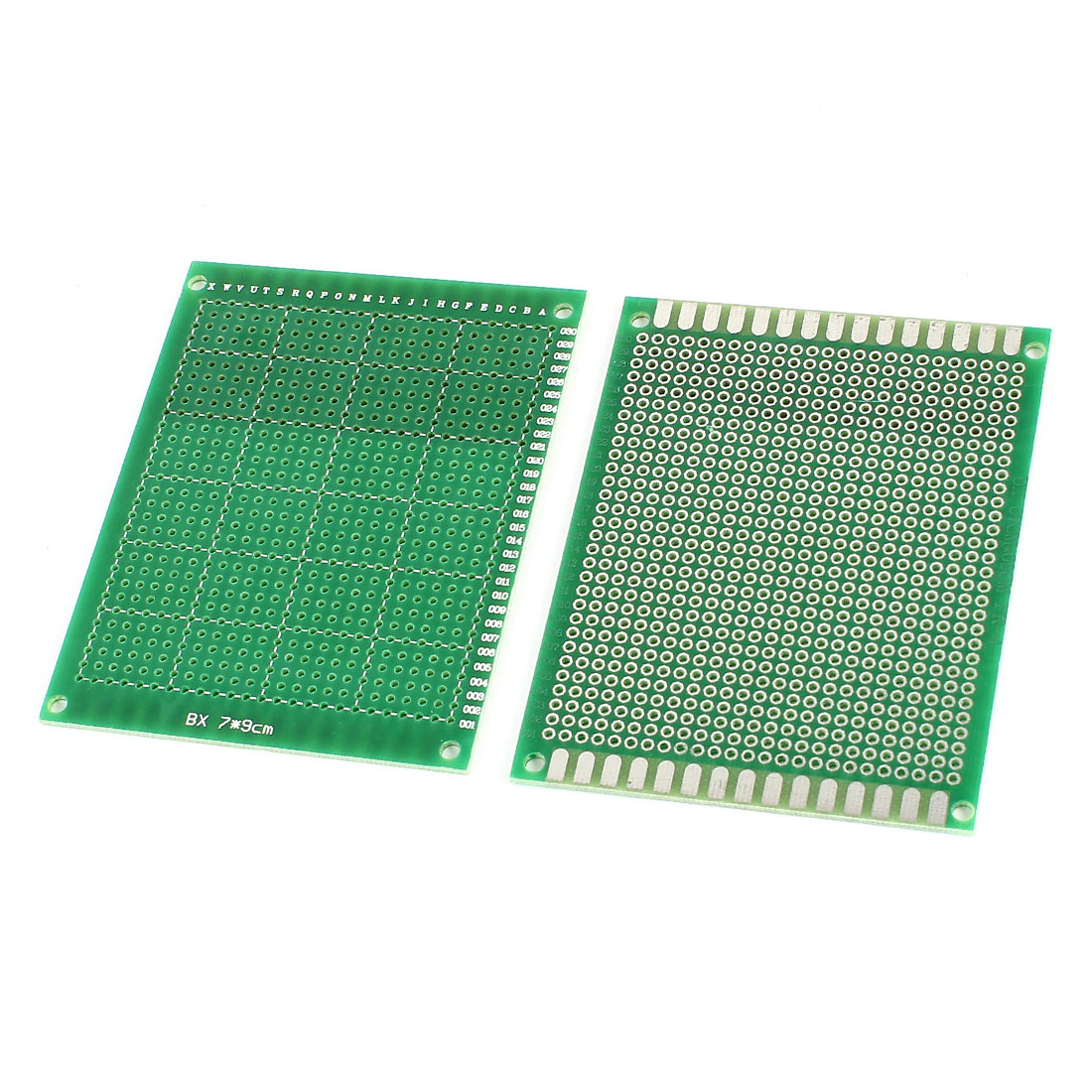 2 PCS 7cm x 9cm Single Sided Prototype Paper Tinned Universal PCB Print Board for Circuit DIY