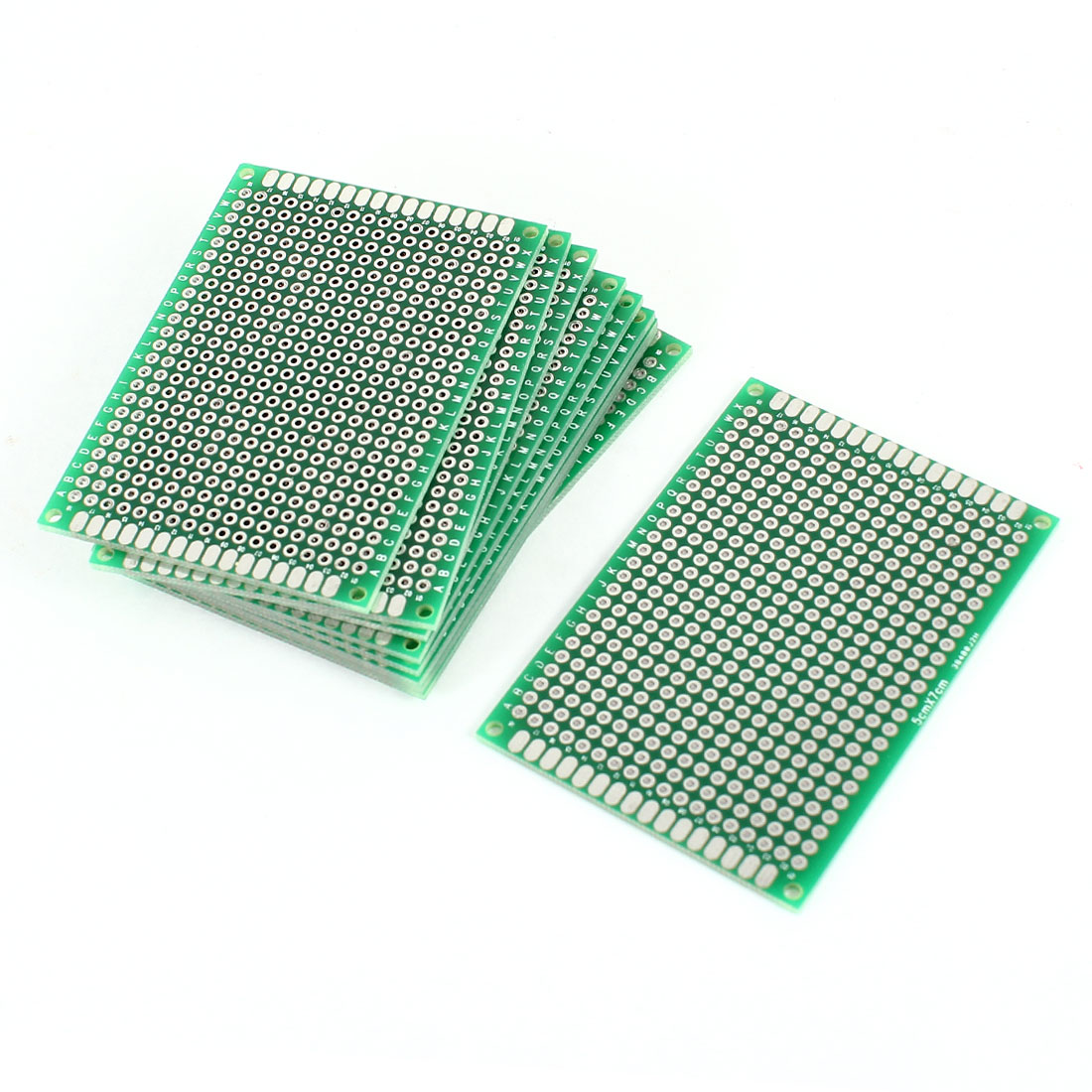 10 PCS 5cm x 7cm Double Sided Prototype Paper Tinned Universal PCB Print Circuit Board for DIY