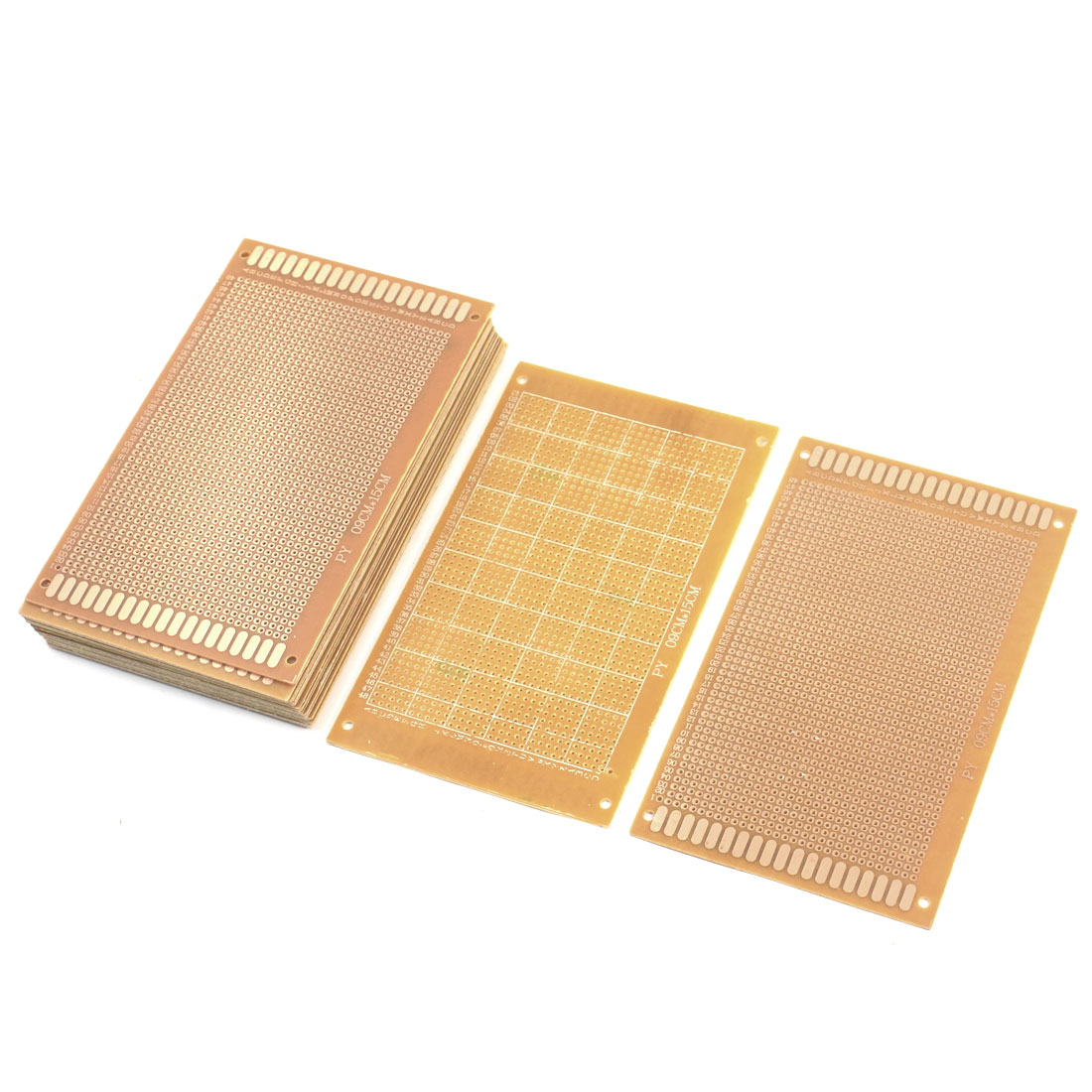 20Pcs Bakelite Single Side Copper Prototype PCB Matrix Board 15cmx9cm
