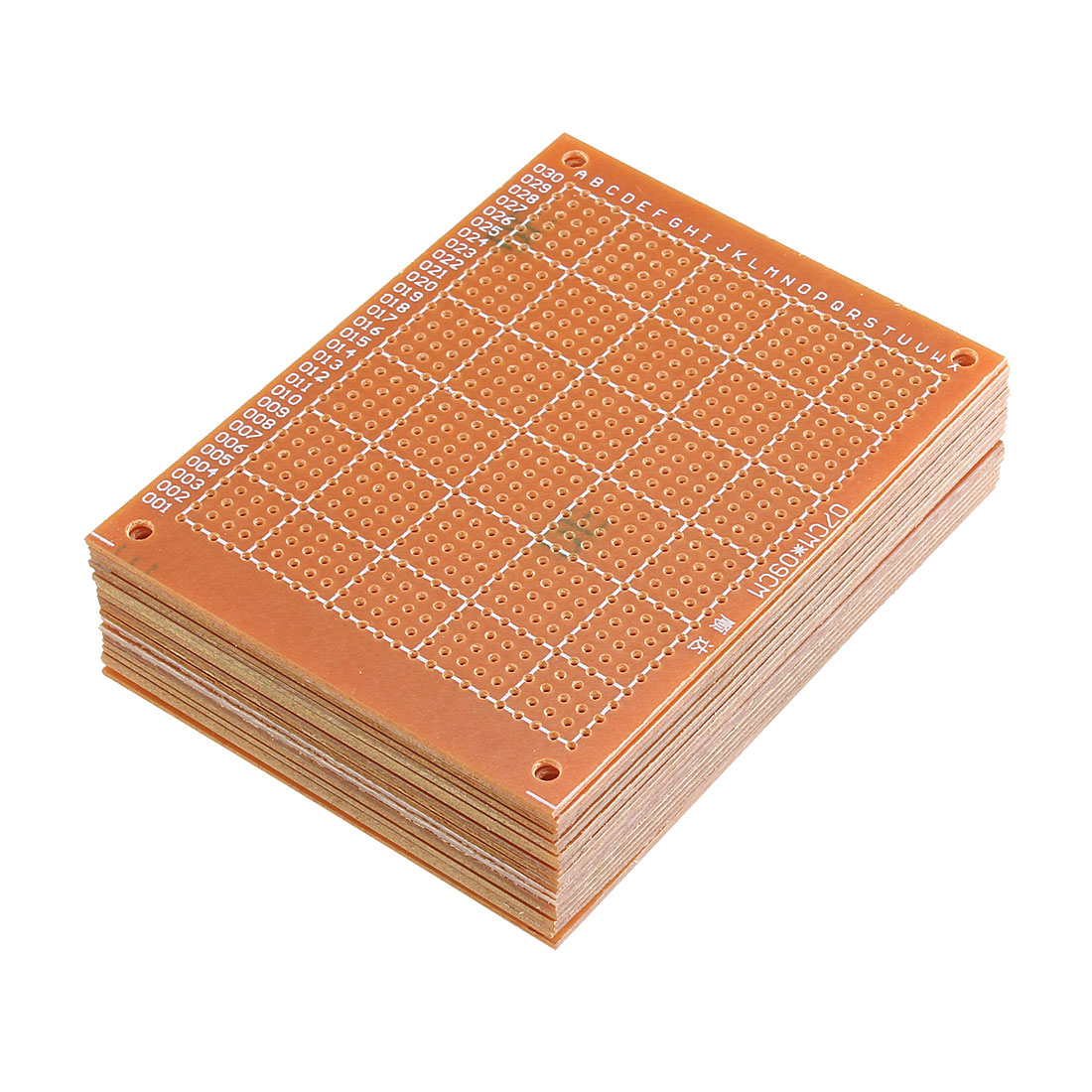 20Pcs Bakelite Single Side Copper Prototype PCB Matrix Board 9cmx7cm