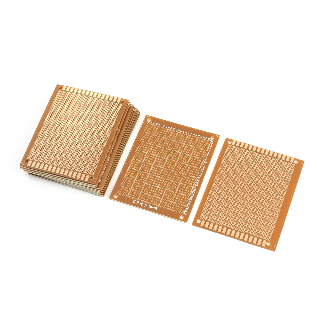 15Pcs Bakelite Single Side Copper Prototype PCB Matrix Board 9cmx7cm