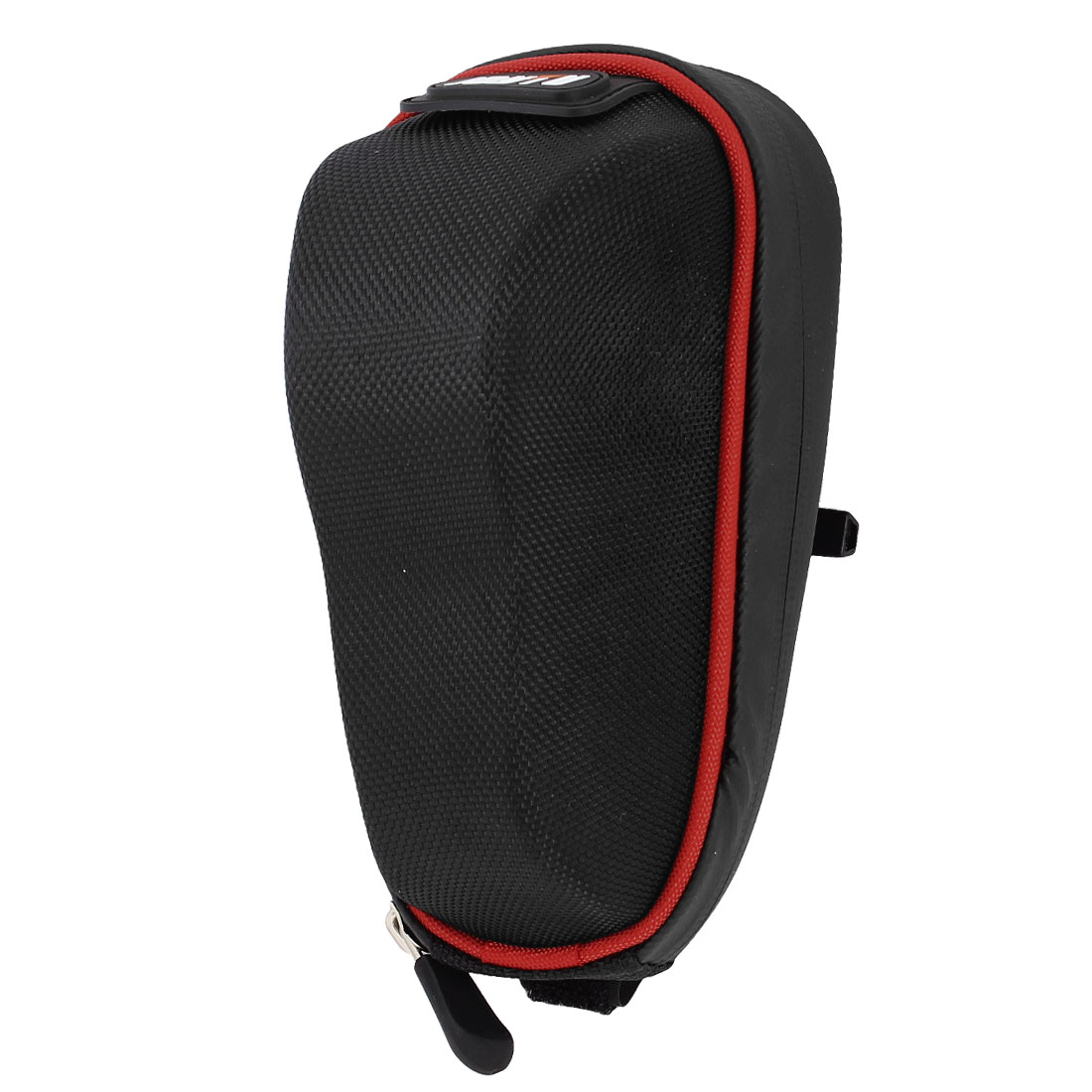 Bike Bicycle Cycling Riding Saddle Seat Rear Tail Bag Pouch Black Red