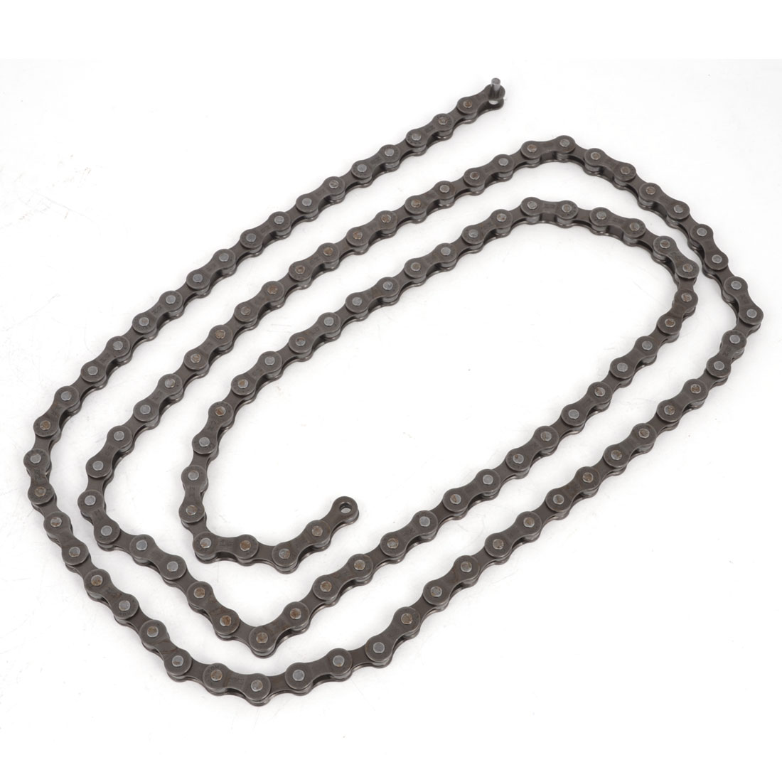 "1.46M 60 Links 1/2"" Pitch Speed Metal Chain Replacement for Bike"