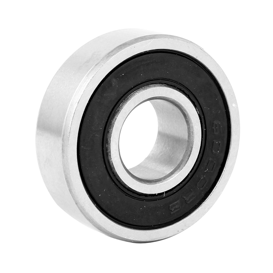 26mm x 10mm x 8mm Round Sealing Deep Groove Radial Ball Bearing 6000RS