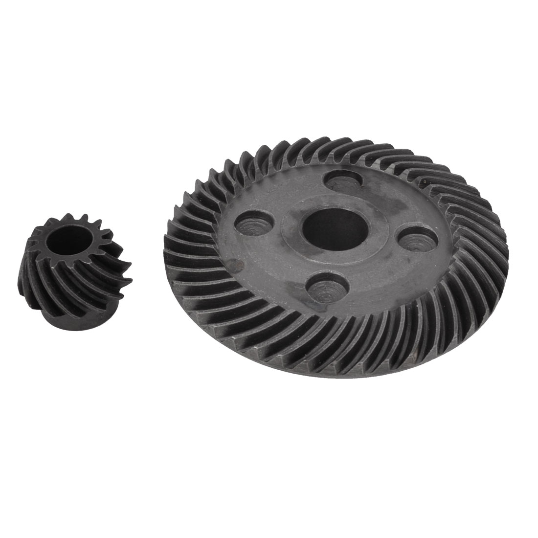 80mm Spiral Bevel Gear 26.5mm Pinion Set for Hitachi 180 Angle Grinder