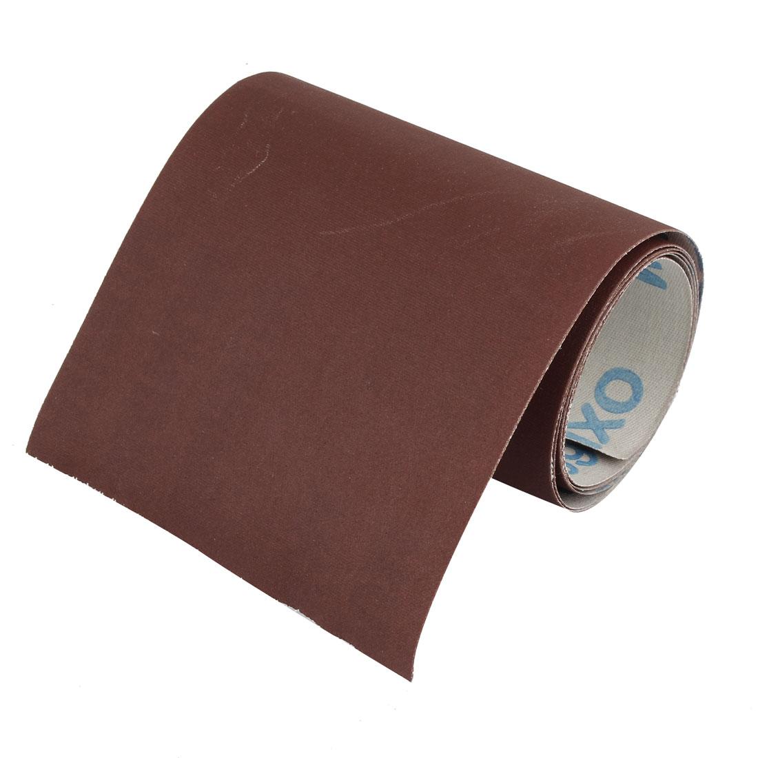 100cm x 10cm 600 Grit Abrasive Sheet Sanding Sandpaper Polishing Tool