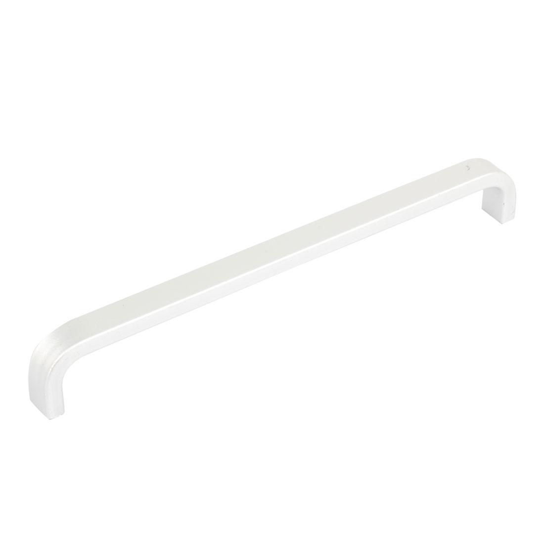 Hardware Sideboard Cupboard Screw Mounting Aluminum Pull Handle 16.5cm Long