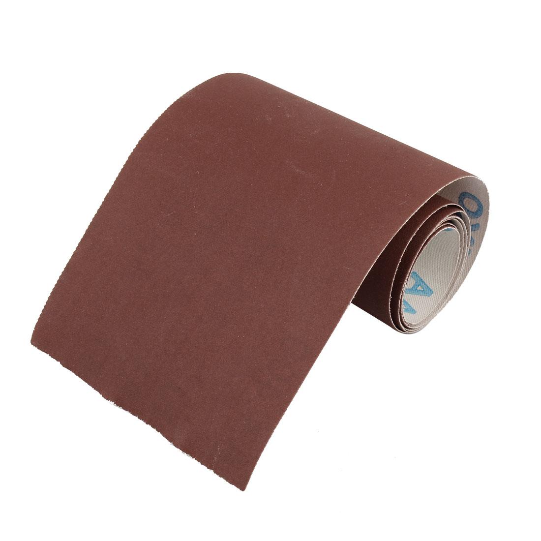 100cm x 10cm 400 Grit Abrasive Sheet Sanding Belt Sandpaper Sand Sheet