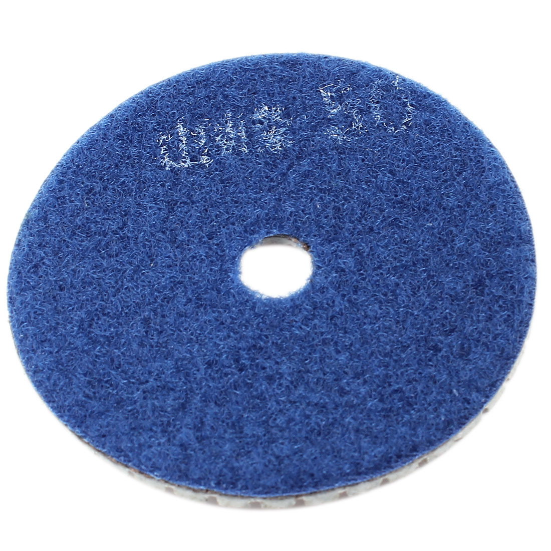 Stone Marble 50 Grit Wet Dry Diamond Resin Polishing Pad Blue Gray
