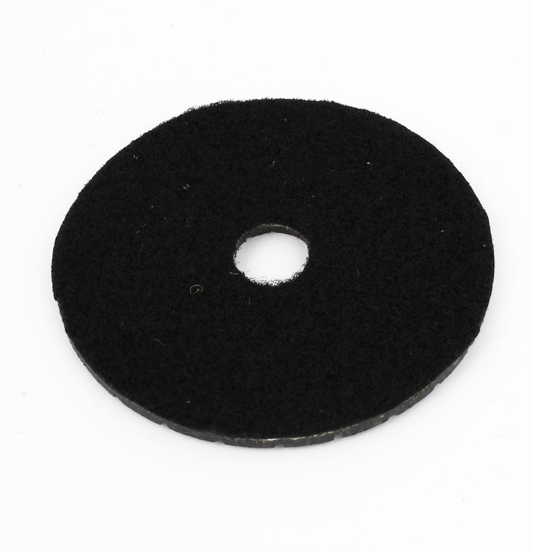 "4"" Dia 50 Grit Black Diamond Polishing Pad for Concrete Granite"