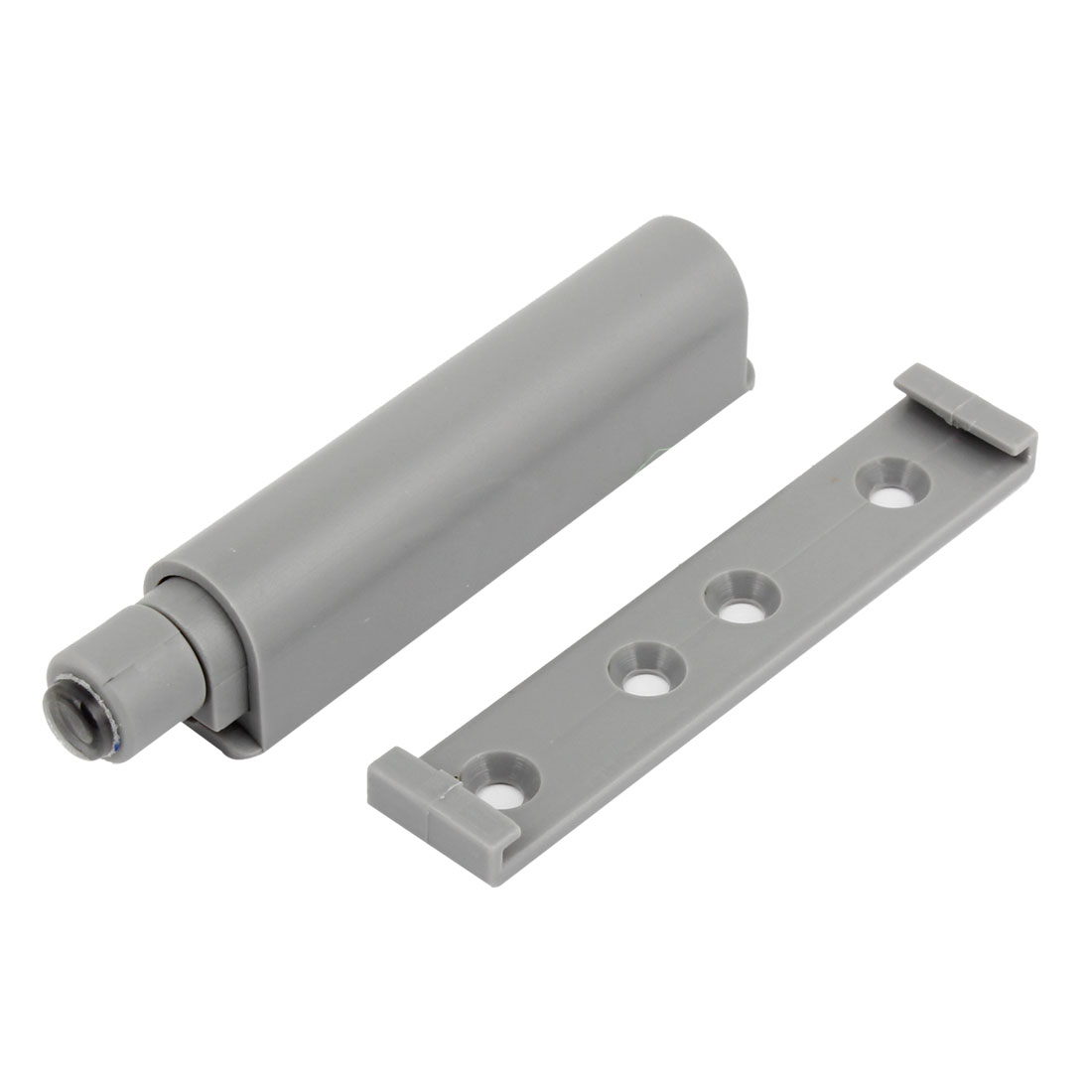Push To Open System Cupboard Damper Buffer Gray for Cabinet Door Drawer